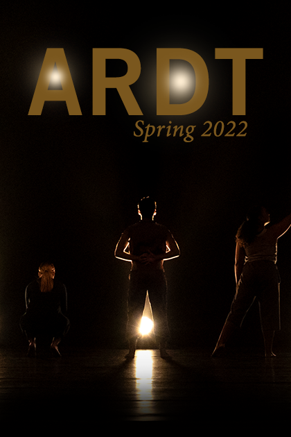 Alabama Repertory Dance Theatre Spring Poster